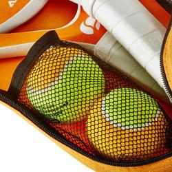 Beach tennis set 700 oranje - 151375