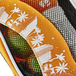 Beach tennis set 700 oranje - 151380