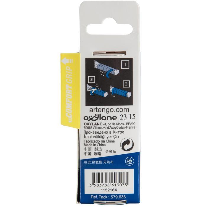 Comfort Badminton Grip Single-Pack - Black - 151395