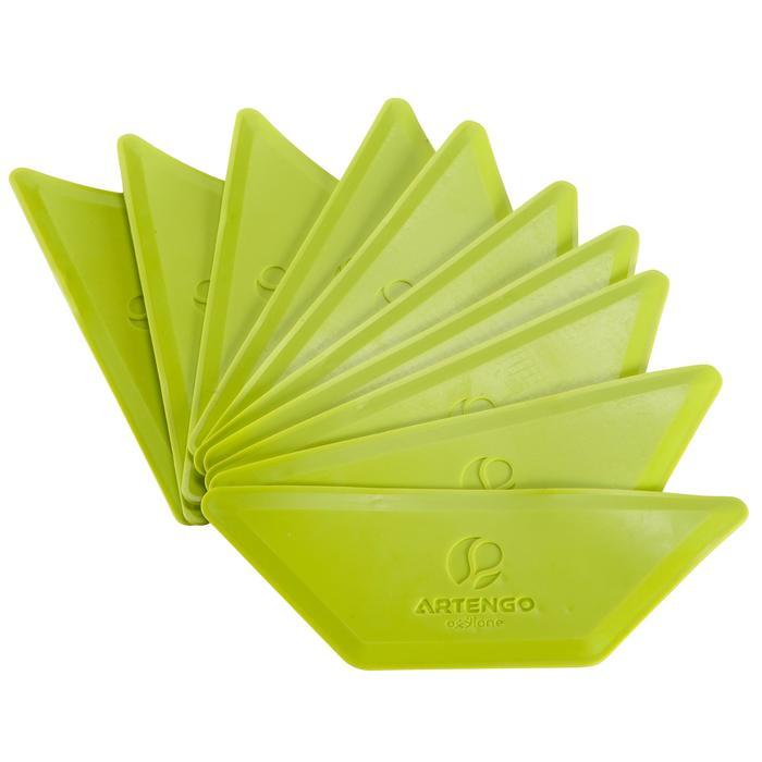 Afbakenplaatjes Artengo geel