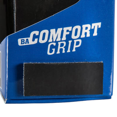 GRIP DE BÁDMINTON - COMFORT GRIP x 1 - NEGRO -