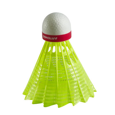 Outdoor Badminton Shuttle Tri-Pack