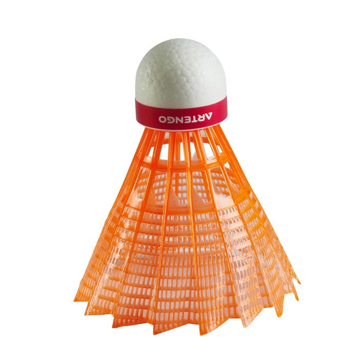 VOLANTS DE BADMINTON OUTDOOR x 3 - - 151410