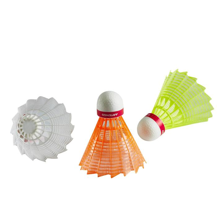 VOLANTS DE BADMINTON OUTDOOR x 3 - - 151411