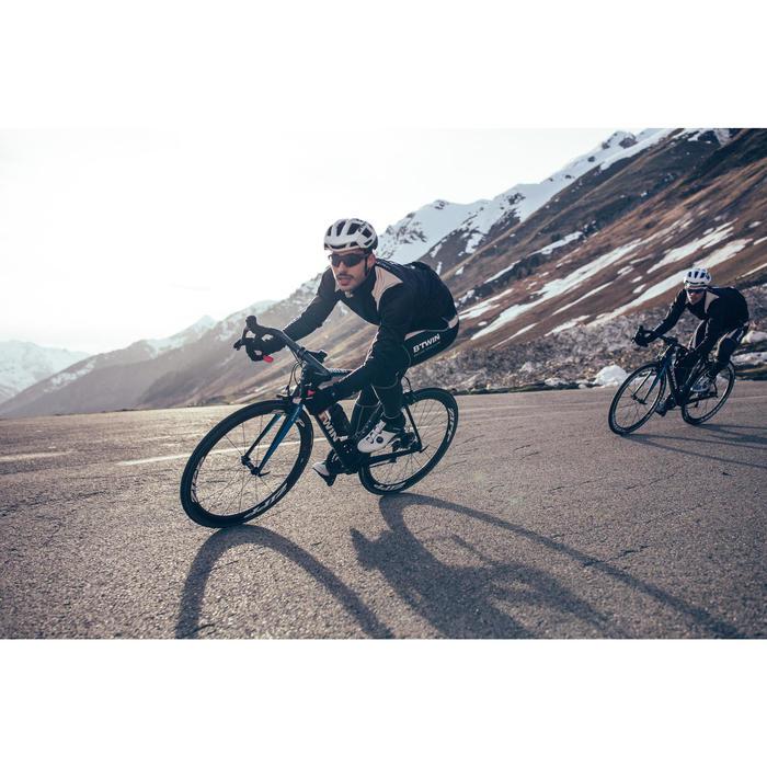 VESTE VELO ROUTE HIVER THERMIQUE HOMME CYCLOSPORT