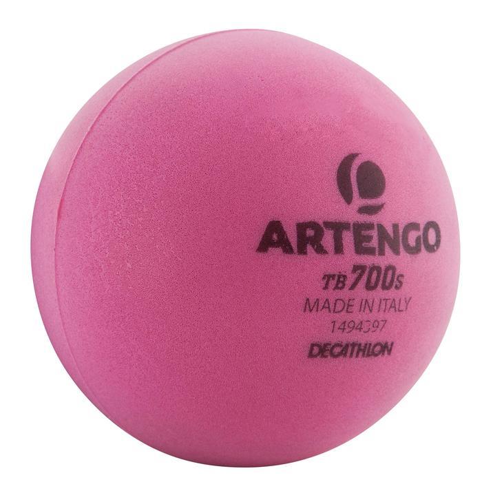 Tennisbal TB 100 Foam roze