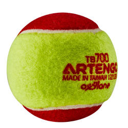 Tennisbal TB700 rood - 151471