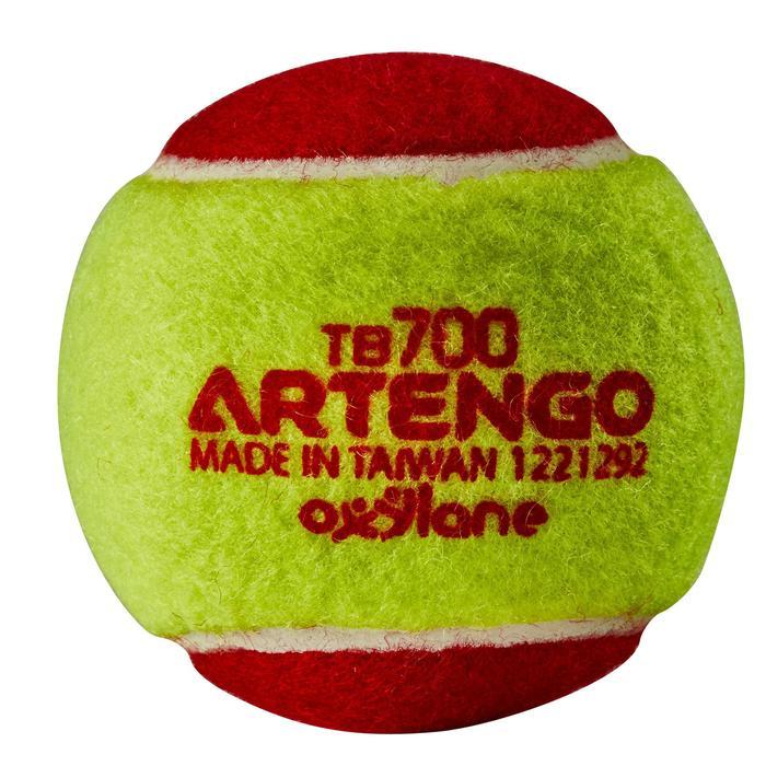 TB100 TENNIS BALL - RED - 151474