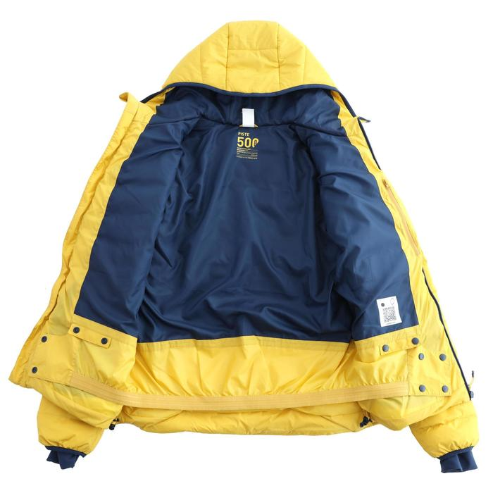 SKI-P JKT 500 Warm Men's Ski Down jacket