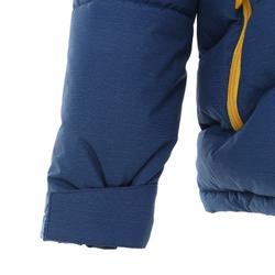 Ski-P 500 Warm Boys' Ski Padded Jacket - Yellow