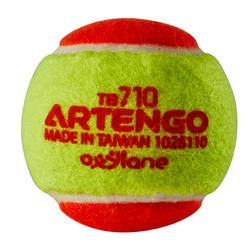 Tennisbal TB710 oranje