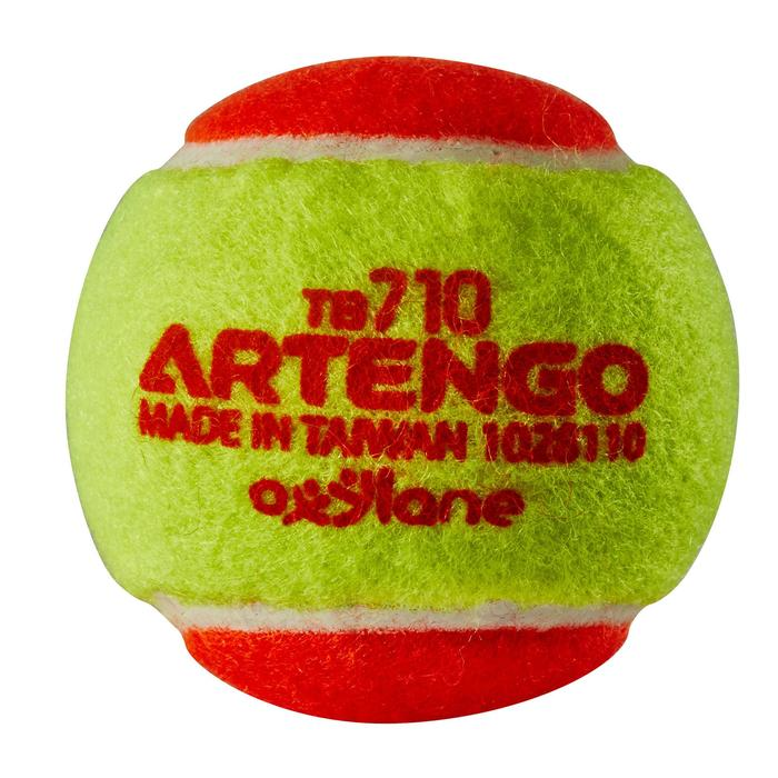 TB110 TENNIS BALL - ORANGE