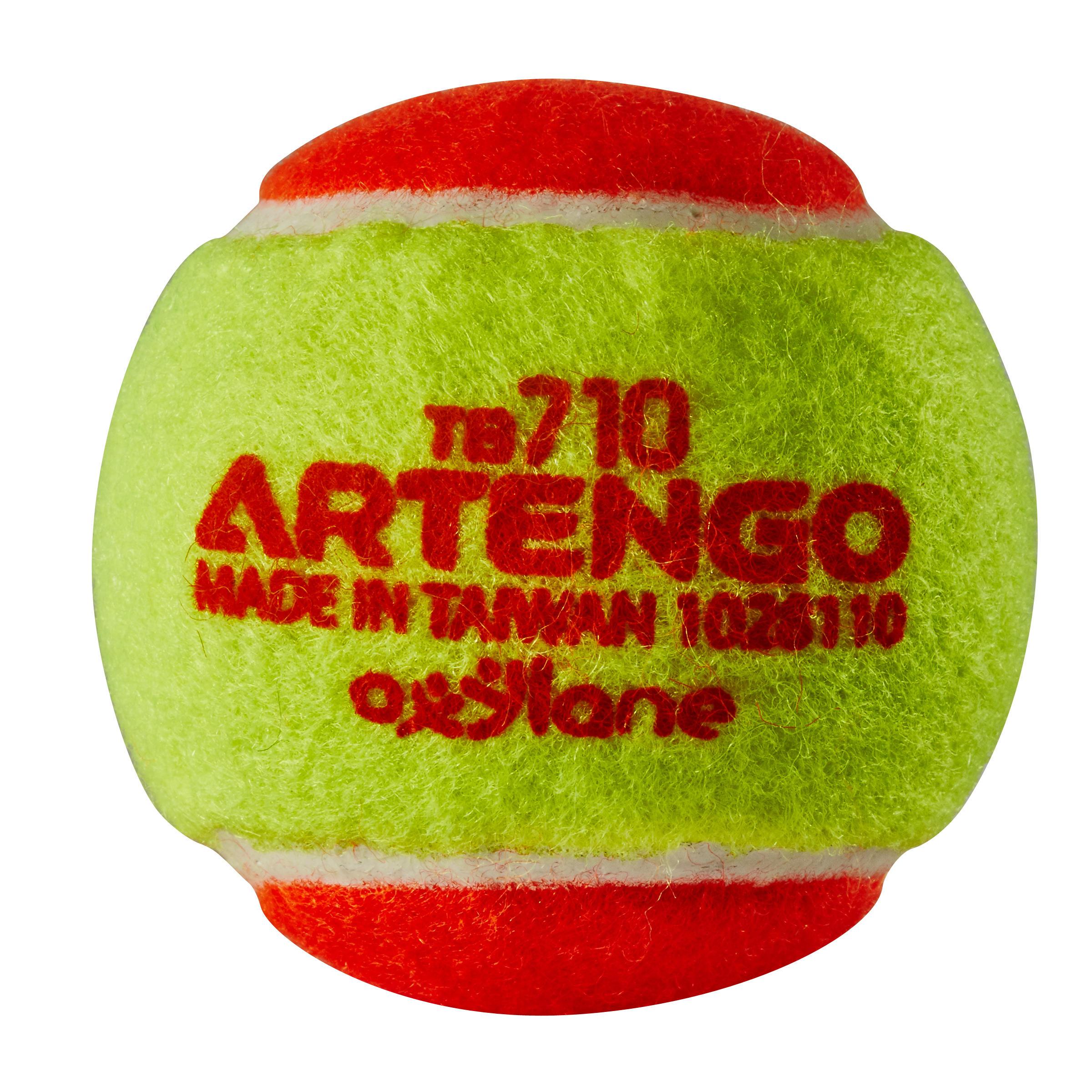 TENNIS BALL BEGINNER TB110 - ORANGE