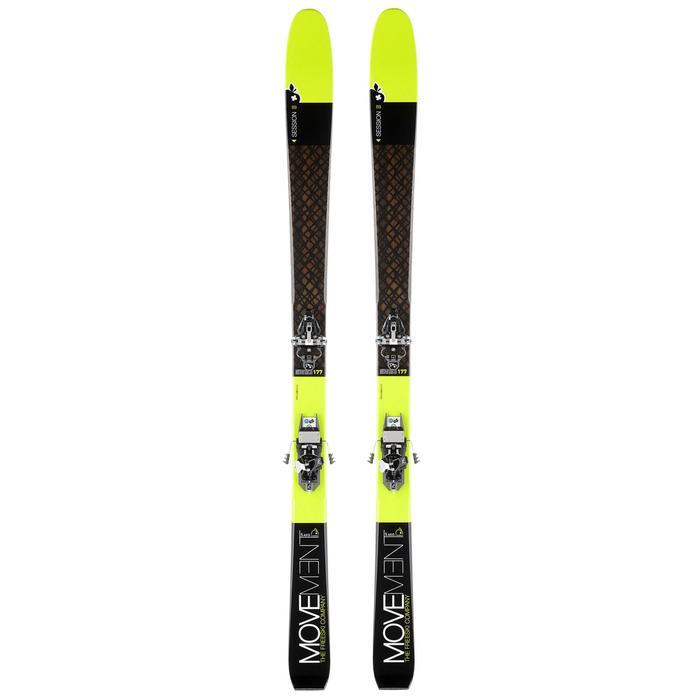 Pack esquí de travesía Session 89