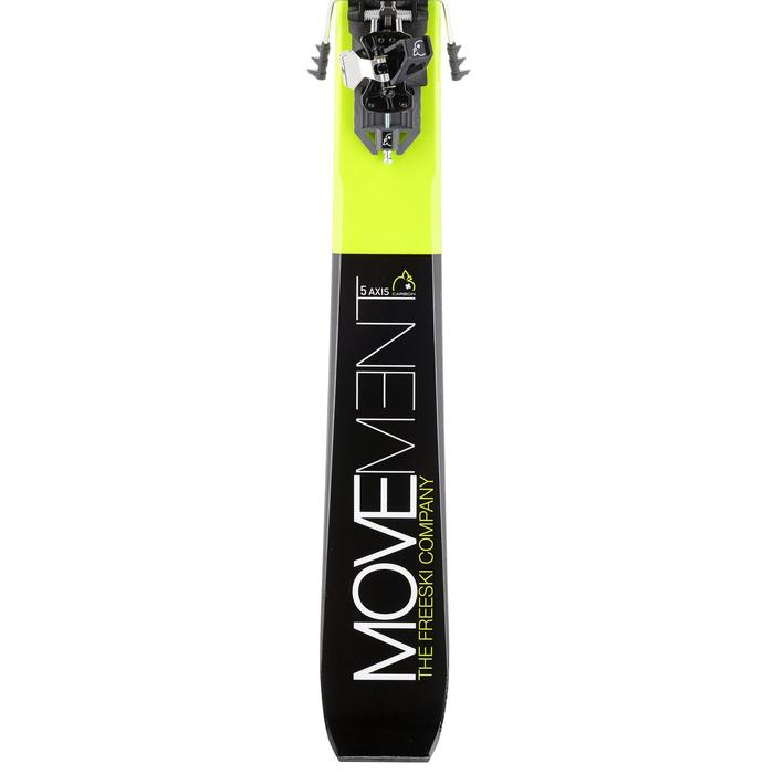 Movement Pack ski de randonnée Session 89 + fixations + peaux