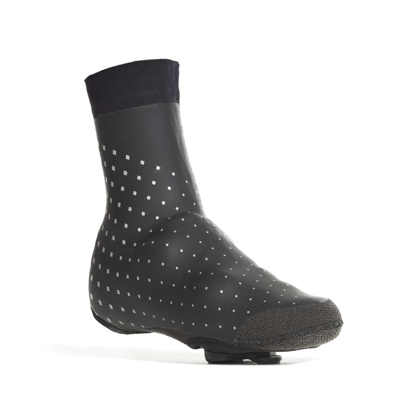 OVERSHOES Cycling - 900 RoadR Overshoes - Black VAN RYSEL - Cycling