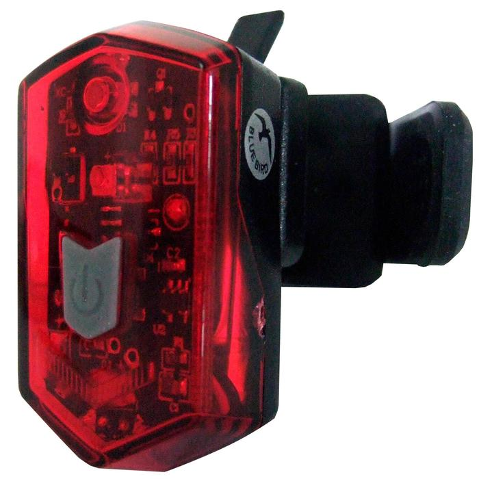 Fahrradbeleuchtung Beleuchtungsset LED 80/40/15 LUX