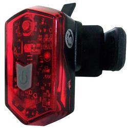 Fahrradbeleuchtung Set Front-/Rücklicht Bluebird LED 80/40/15 LUX