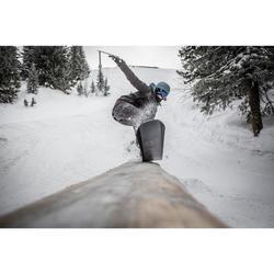 Guantes de snowboard y de esquí SNB GL 900 verde