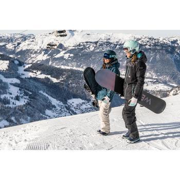 Casque de ski et snowboard adulte H-FS 300 jaune. - 1515184