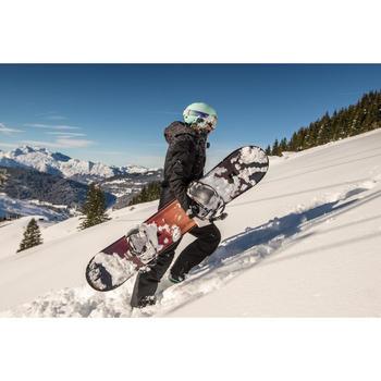 Pantalon de snowboard (et de ski) femme SNB PA 500 noir