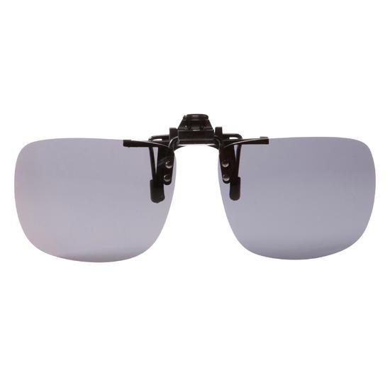 Polariserende zonneclip Vision 300 voor bril op sterkte, categorie 3 - 151523