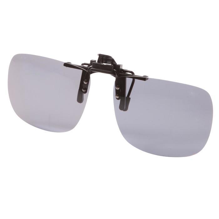 Clip adaptable sur lunettes de vue CLIP 120 L polarisant catégorie 3 - 151524