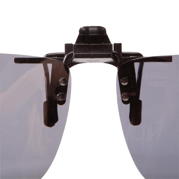 Clip adaptable sur lunettes de vue CLIP 120 L polarisant catégorie 3