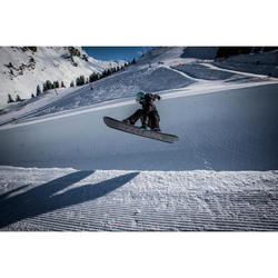 Pantalón de snowboard y de esquí mujer SNB PA 500 negro