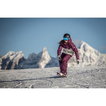 Pantalon de snowboard et de ski femme SNB PA 100 - 1515265