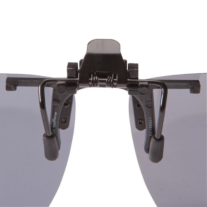 Clip adaptable sur lunettes de vue CLIP 120 L polarisant catégorie 3 - 151528