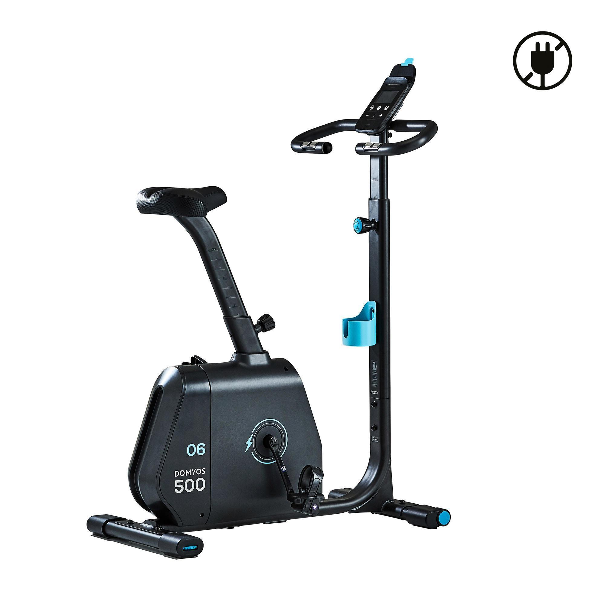 v lo d 39 appartement auto aliment bike 500 domyos by decathlon