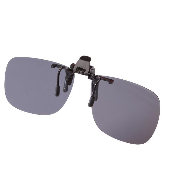 Clip-on voor bril op sterkte CLIP 120 L polariserend categorie 3