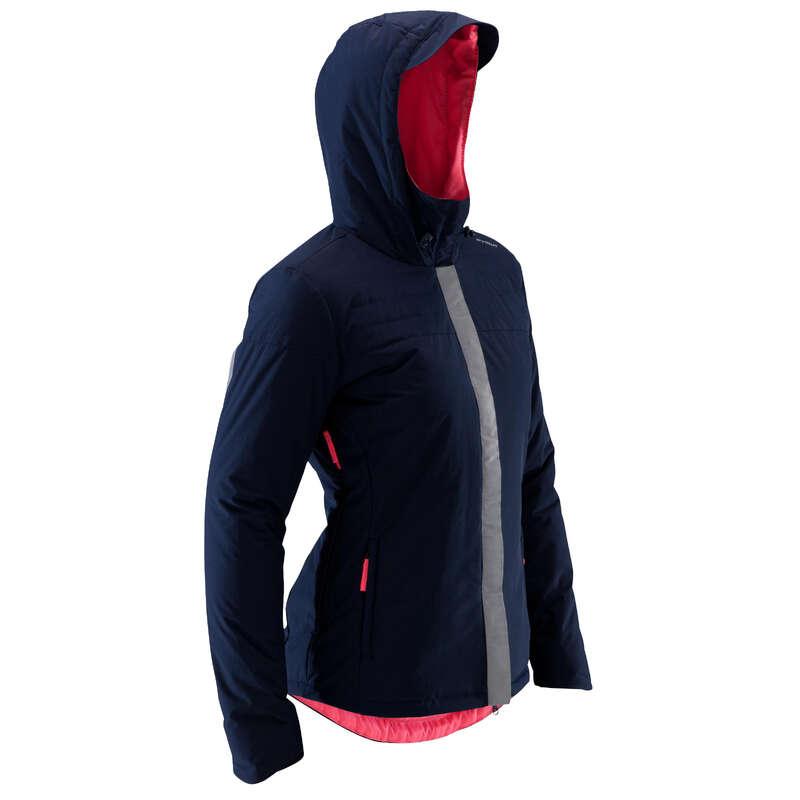 COOL WEATHER CITY CYCLING APPAREL & ACC Clothing - Cycling Warm Rain Jacket 900 W B'TWIN - By Sport
