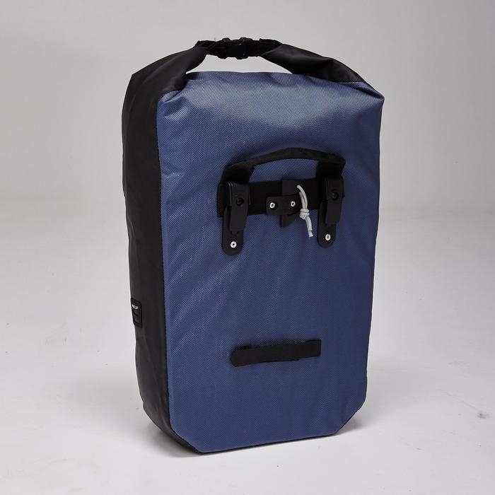 Fietstas 500 20 liter voor bagagedrager waterdicht - 1515405