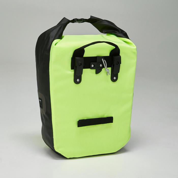 Fietstas 500 20 liter voor bagagedrager waterdicht - 1515412