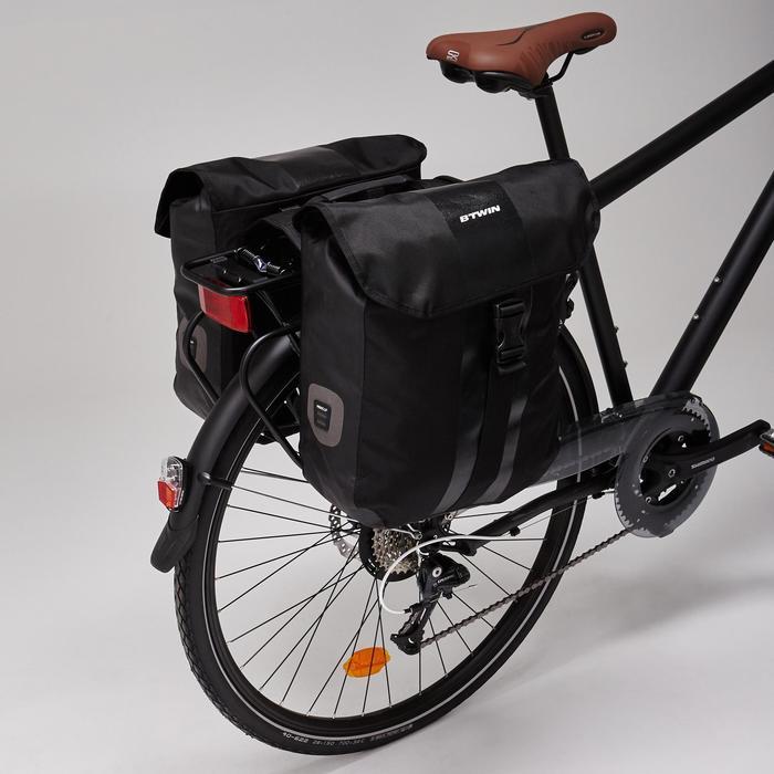 Doppel Fahrradtasche 540 2 20 Liter Wasserdicht Fur Gepacktrager