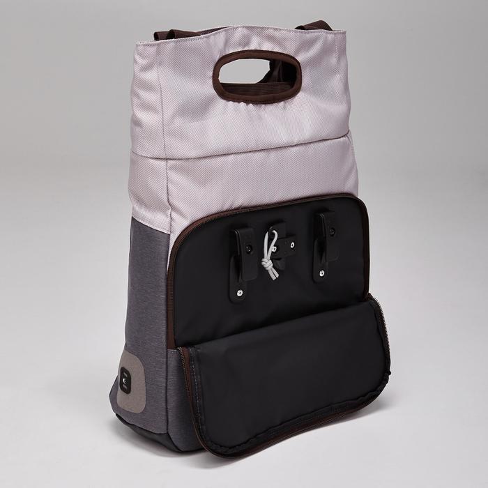 Boodschappentas/fietstas voor bagagedrager 500 1x15 l