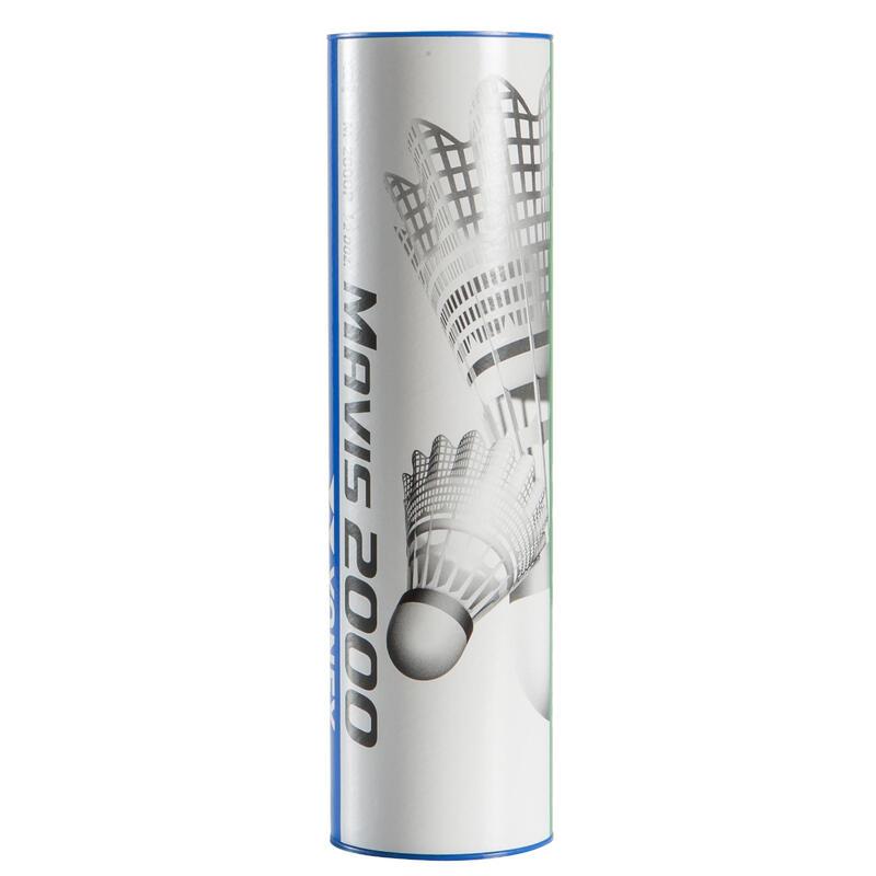 Volants plastique de badminton Yonex