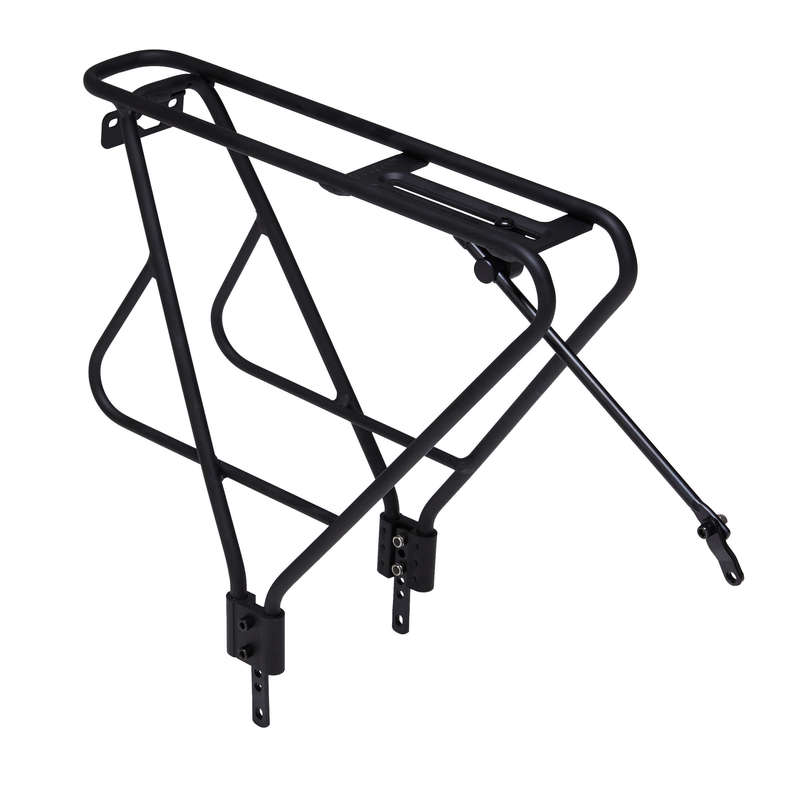 BIKE RACKS Cycling - 900 Pannier Rack B'TWIN - Bike Travel, Storage and Transport