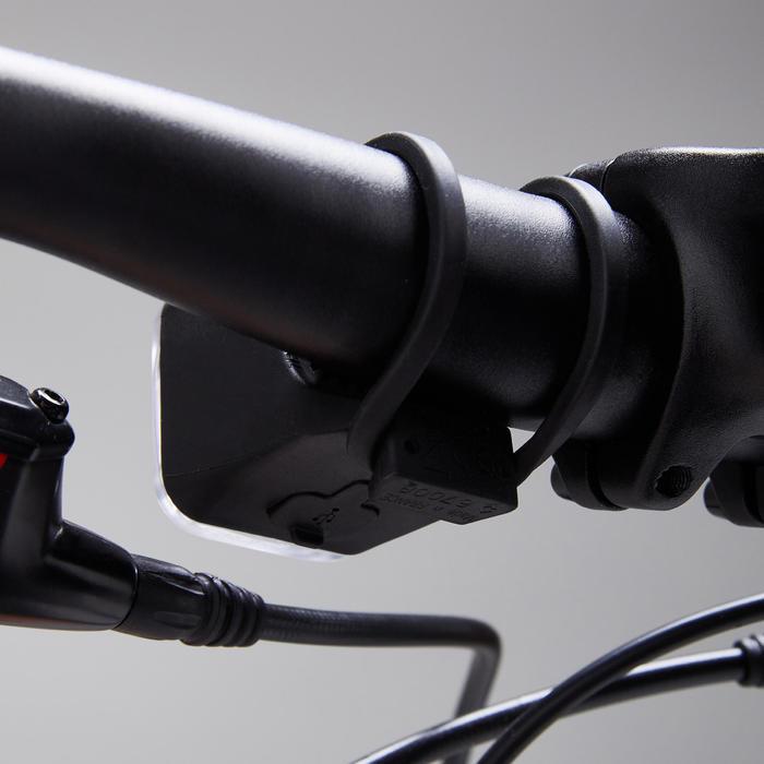 Beleuchtungsset Fahrradbeleuchtung Front-/Rücklicht VIOO 500 USB Road