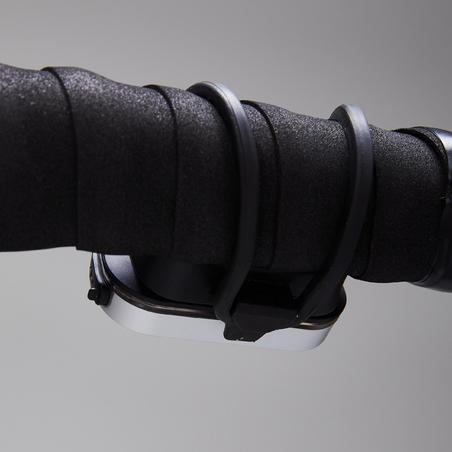 Lumière de vélo avant/arrière DEL USBCL900