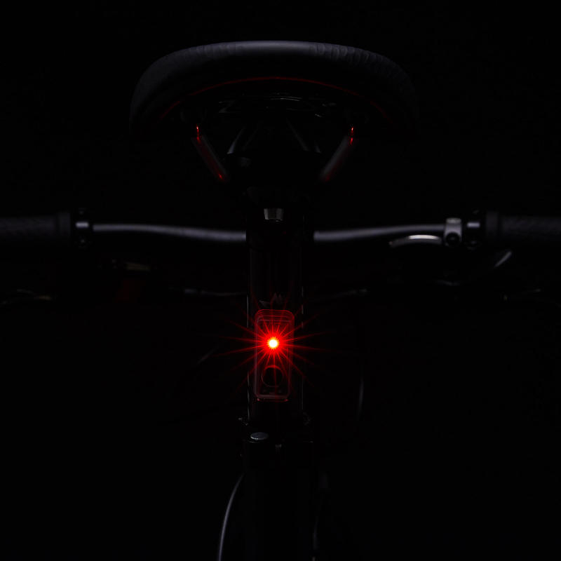 CL 100 LED USB Rear Bike Light - Red
