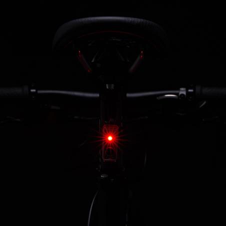 Lumière arrière de vélo USB à DEL CL 100