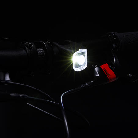 Front/Rear USB Bike Light SL 500 LED - Black