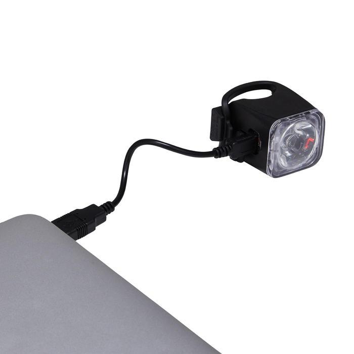 LED FIETSVERLICHTING VIOO 500 ROAD VOORAAN