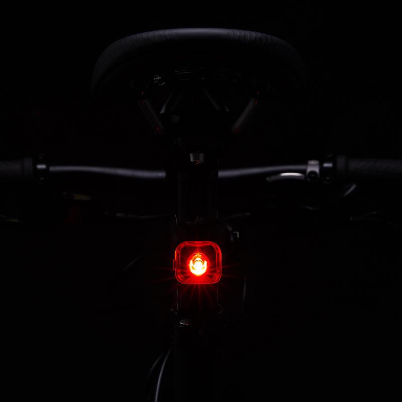 ECLAIRAGE VELO LED SL 500 AVANT/ARRIERE NOIR USB