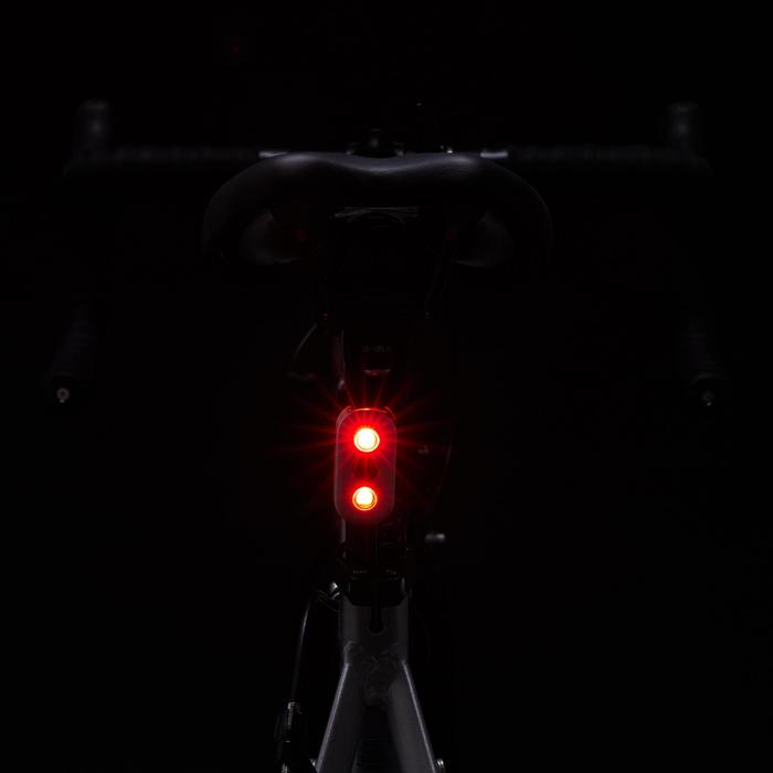 ECLAIRAGE VELO LED VIOO CLIP 900 AVANT/ARRIERE USB