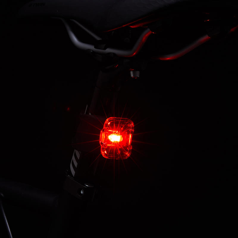 LUZ BICICLETA LED VIOO ROAD 500 TRASERA USB