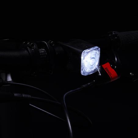 Передня фара FL 500 для велосипеда, з USB, світлодіодна
